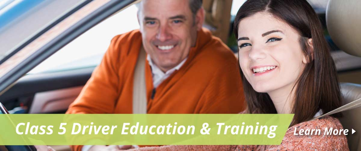 Class 5 Driver Training
